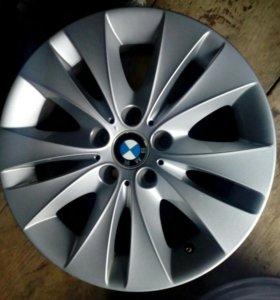 Литые диски от BMW BBS Germany