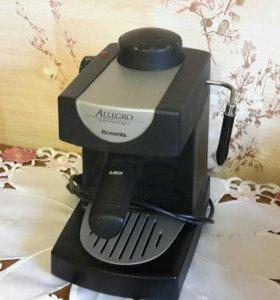 Кофеварка с функцией приготовления капуччино