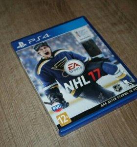 NHL 17 на PS4