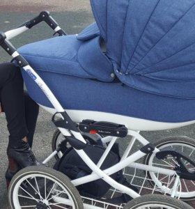 коляска bebe mobile santana de lux