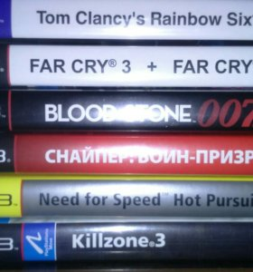 PS 4 диски