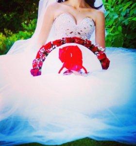 Свадебное Платье!👰