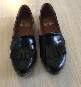 Туфли, лоферы. Эмели Делаж