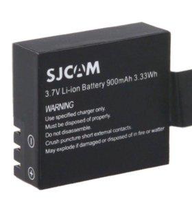 Аккумулятор для экшн-камеры SJ CAM