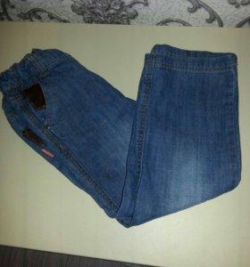 джинсы 116 р