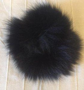 Резинка для волос песец