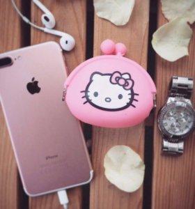 Продам кошелёчек новый Hello Kitty