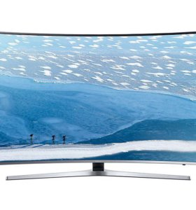 "Samsung curved uhd tv 4K 49"" дюймов 123см"
