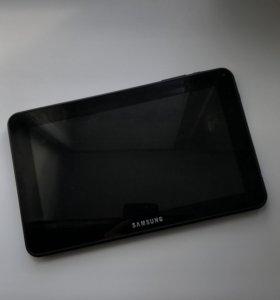Samsung Galaxy Tab + чехол клавиатура