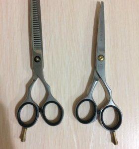 Набор парик.ножниц Jaguar