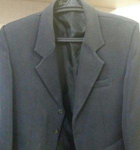 Пиджак 48р. Рубашка.
