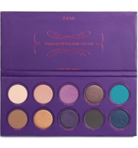 Палетка Zoeva EYESHADOW PALETTE LOVE IS A STORY