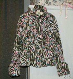 Демисезонная куртка 44