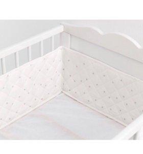 Бортики для кроватки IKEA