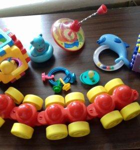 игрушки для маленьких