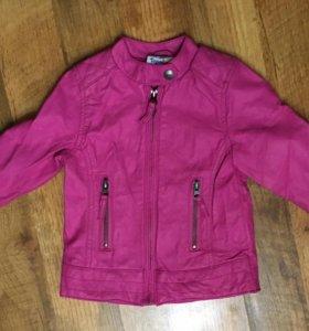 Куртка на девочку, 3 года
