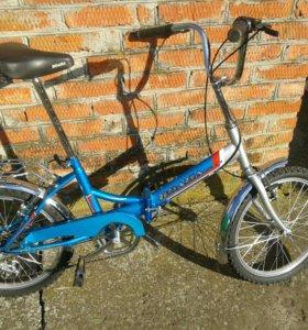 Велосипед-трансфомер