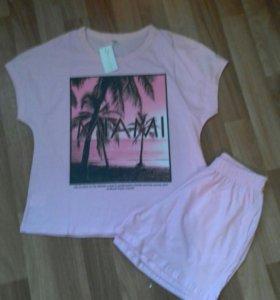 Новый комплект домашней одежды