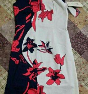 Шикарное новое платье р.44