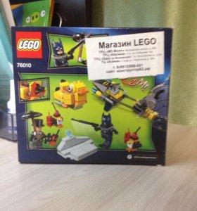 Лего Super Heroes 76010