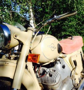 Мотоцикл ИЖ-Юпитер 2К