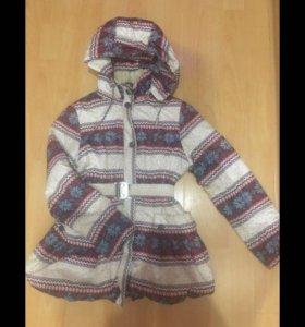 Куртка весенняя-осенняя для девочки, торг