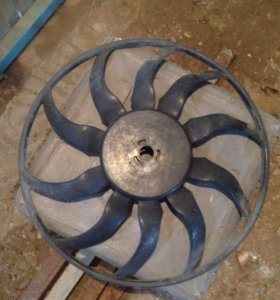Лопасти вентилятора bmw e39