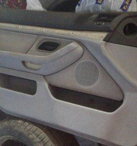 Обшивка двери BMW e39