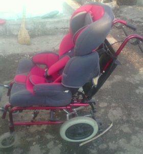 Инвалидная коляска детская и кресло коляска