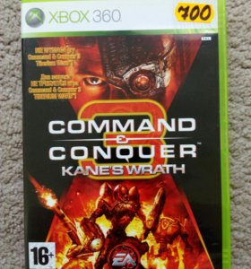 Sony 3 Command & Conquer 3 Jane's Wrath