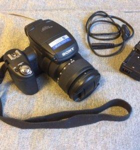 Фотоаппарат sony dsc-r1