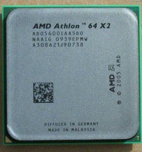 AMD Athlon 64 X2 2.9 ггц (2 ядра) Socket AM2