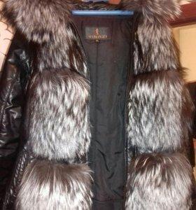 Куртка коженная Р 46-48