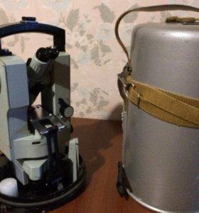 Оборудование для работы по геодезии