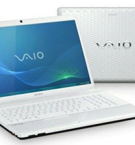 Ноутбук Sony Waio core i3 HDD-320гб