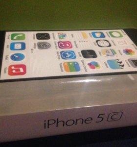 Коробка от iPhone 5с