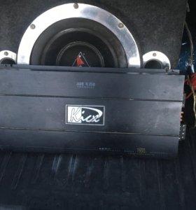Кикс 47 ---1600вт