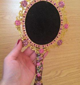 Окантовка для ручного зеркала