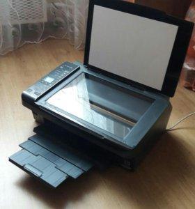 Принтер + сканер 2 в 1