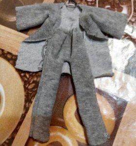 Одежда для кукл все по 100 руб ток футболка с желе