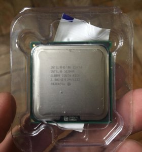 Процессор intel xeon E5450