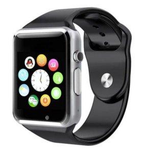 Умные (Smart) часы c камерой и функцией телефона