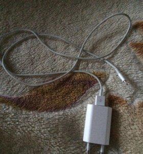 Зарядка на IPhone