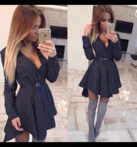 Рубашка,платье