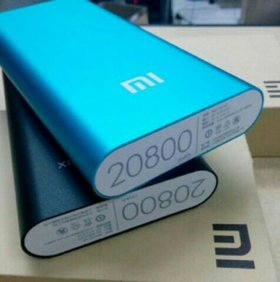 Внешний аккумулятор Xiaomi Power Bank 20800 mAh.