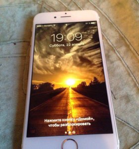 Продам iPhone 6 16 gb gold