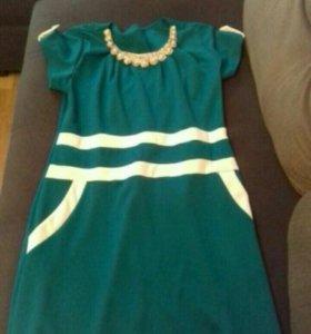 Красивое платье. 52 размер