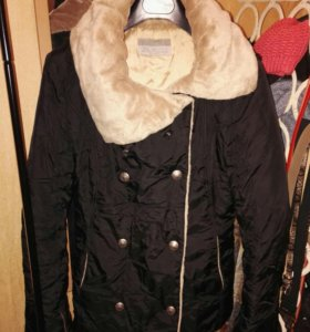 Куртка зимняя. Б. У.