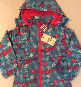 Куртка новые на весну на мальчика и девочку