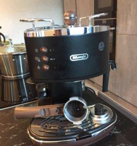 Delonghi кофемашина